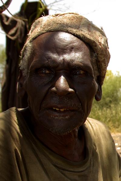Mwambia Kiunga, a spoon carver in Isiolo, Kenya.